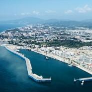 Сочинский порт «Имеретинский» фотографии