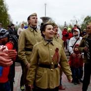 День Победы в Сочи Парке 2017 фотографии