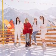 Бесплатный каток на курорте «Роза Хутор» 2020 фотографии