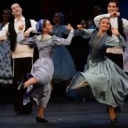 Шоу «Танцы народов мира», Еврейская сюита «Семейные радости» 2020 фотографии