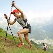 Соревнования по скайранингу «Rosa Vertical Kilometer» 2017 фотографии