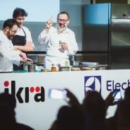 Международный гастрономический фестиваль IKRA 2018 фотографии