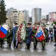 День защитника Отечества в Сочи 2020 фотографии