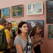 Выставка «Художники России – за чистую воду» фотографии