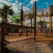 Открытые игровые площадки в Сочи Парке 2018 фотографии
