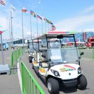 Экскурсия по Олимпийскому парку на электромобиле фотографии