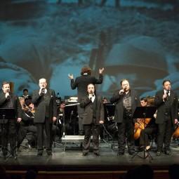 Концерт «Посвящение Паваротти. Арт-Проект «Тенора Xxi Века» 2020