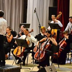 Отчетный концерт Сочинской филармонии «Танц-АРТерия» 2018