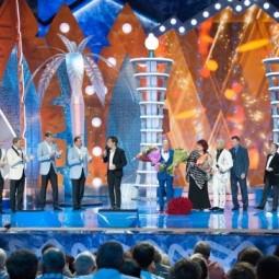 Международный фестиваль юмора и сатиры «Юморина» 2018