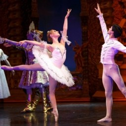 Балет «Щелкунчик» в Зимнем театре 2019