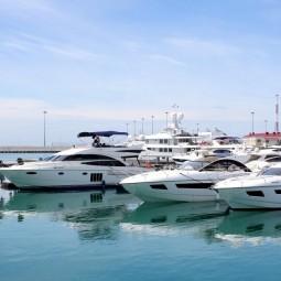 Выставка яхт и катеров Sochi Yacht Show 2018