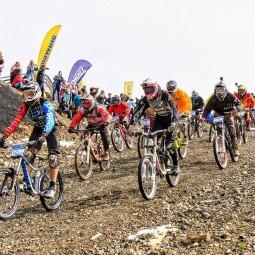 Вело-экстремальное событие «Мегалавина» 2017