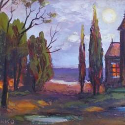 Выставка «Российские просторы (живопись XX века)»