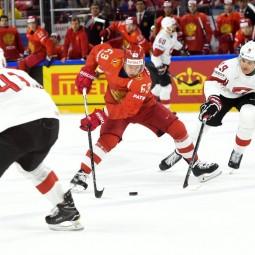 Хоккейный матч «Россия – Швейцария. Еврочеллендж» 2019