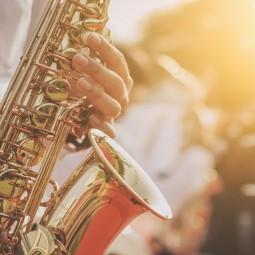Концерт ансамбля саксофонистов из Швейцарии «Klapparat» 2020