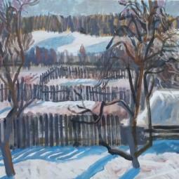 Выставка Игоря Пчельникова