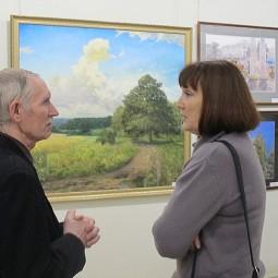 Выставка «Мастер и ученик»