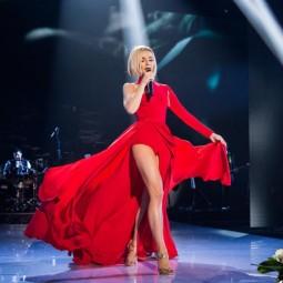 Концерт Полины Гагариной 2018