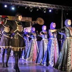 Концерт ансамбля Республики Южная Осетия «СИМД» 2019