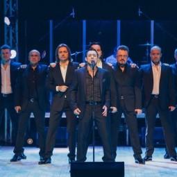 Концерт «Хор Турецкого» в Сочи 2017