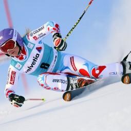 Этап Кубка мира FIS по горнолыжному спорту среди женщин 2019