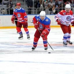 Гала-матч Ночной Хоккейной Лиги 2018