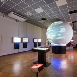 Мультимедийная выставка 2021