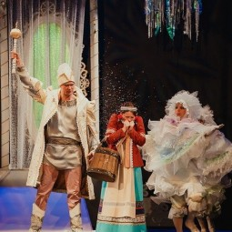 Спектакль «Морозко» 2017