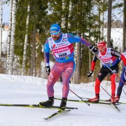 Лыжный забег на курорте «Газпром» 2021