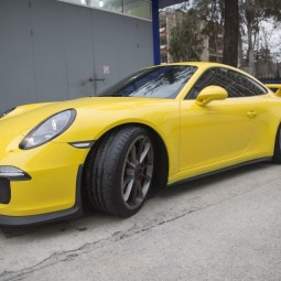 Мастер-класс с инструктором на Porsche 911 GT3 2017
