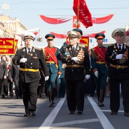 День Победы в Сочи 2018