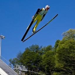 Чемпионат России по прыжкам на лыжах с трамплина 2018