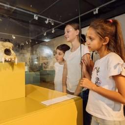 «Ночи искусств» в Музее Археологии 2019