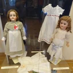 Выставка «Царские куклы»