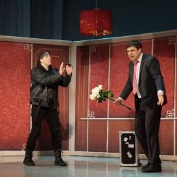 Спектакль «Двое в лифте, не считая текилы» 2020