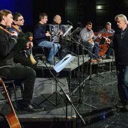 Концертный сезон песенно-инструментального ансамбля «Кудрина» 2021