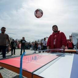 Парк Кубка Конфедераций FIFA 2017 в Сочи