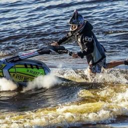 Фестиваль спортивных аквабайков «Jetcamp» 2018