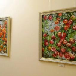 Выставка «Яркие краски Сочи»