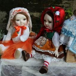 Фестиваль авторских кукол и мишек Тедди «kultKUKOLfest 2017»