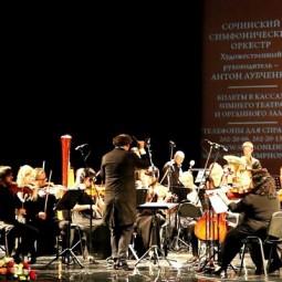 Фильм-концерт Сочинского симфонического оркестра 2020