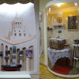 Выставка «Сочи в период 1946–1990 годов»