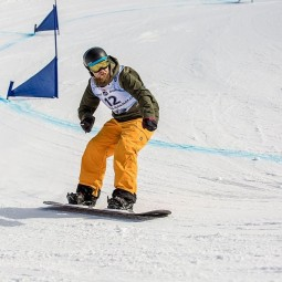 Открытый кубок курорта «Газпром» по горным лыжам и сноуборду 2019