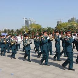 Образцово-показательный оркестр войск национальной гвардии РФ 2021