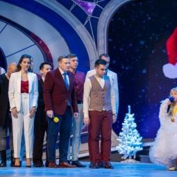 Шоу «Звёзды высшей лиги КВН» 2020