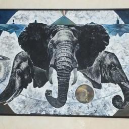 Выставка «Метафорический символизм. Космос»