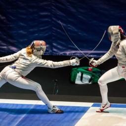 Первенство Европы по фехтованию среди кадетов и юниоров 2018