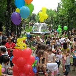 Фестиваль дворовых площадок «Нереальное лето!» 2017