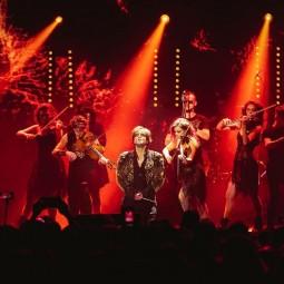 Шоу «Симфонические рок-хиты» 2020