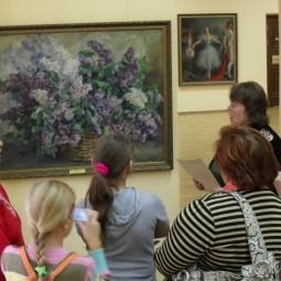 Акция «Ночь музеев» в Сочинском художественном музее 2019